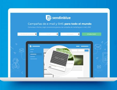 Por qué deberías usar Sendinblue como herramienta de email marketing