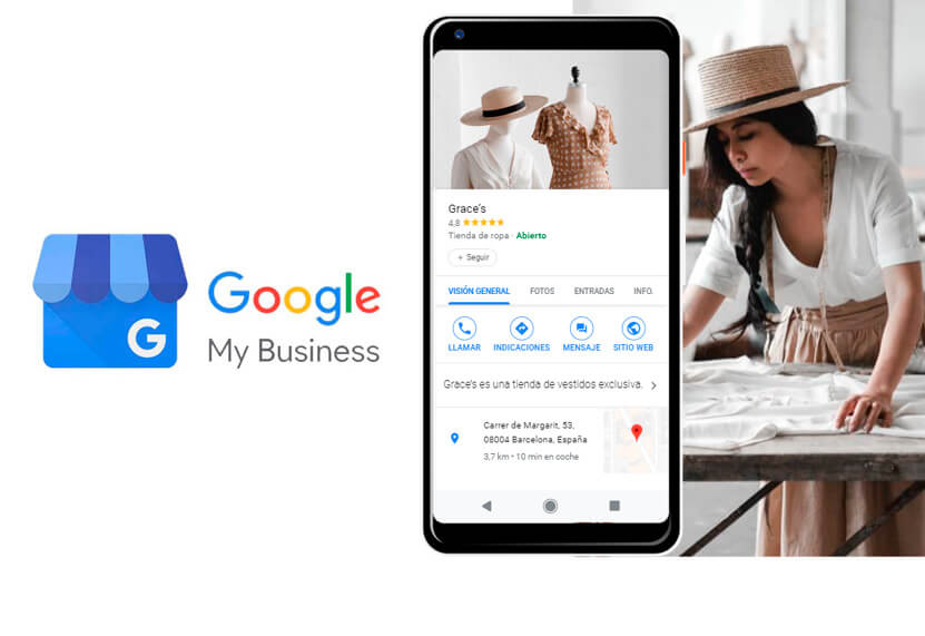 Utiliza Google My Business para el SEO de tu negocio